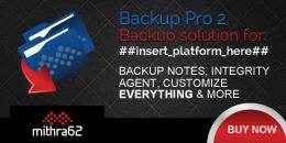Backup Pro 2