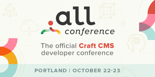 Craft CMS: Dot All Conference